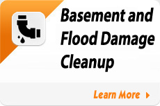 Basement and Flood Damage Cleanup